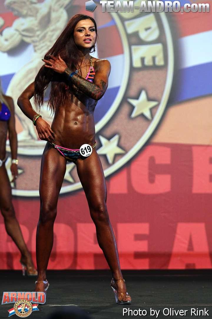 Maier Anna Athlete At Competition Super Fitness Recent Hot Bikini A vb76gyYf