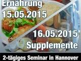 2-t�giges Seminar Ern�hrung / Supplemente