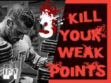 Big and Strong 2018: Kill Your Weak Points IPT (III)