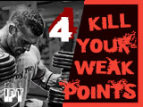 Big and Strong 2018: Kill Your Weak Points IPT (IV)