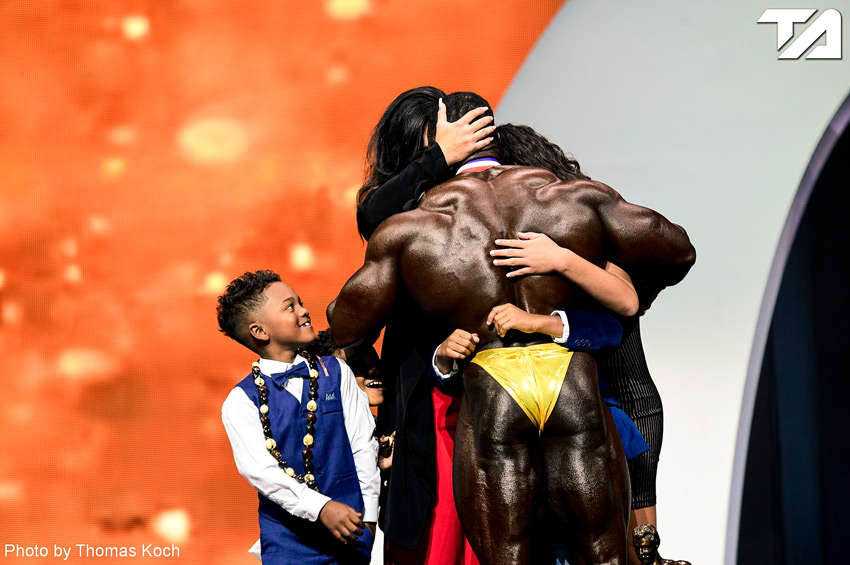 Brandon Curry Champion Mr. Olympia 2019