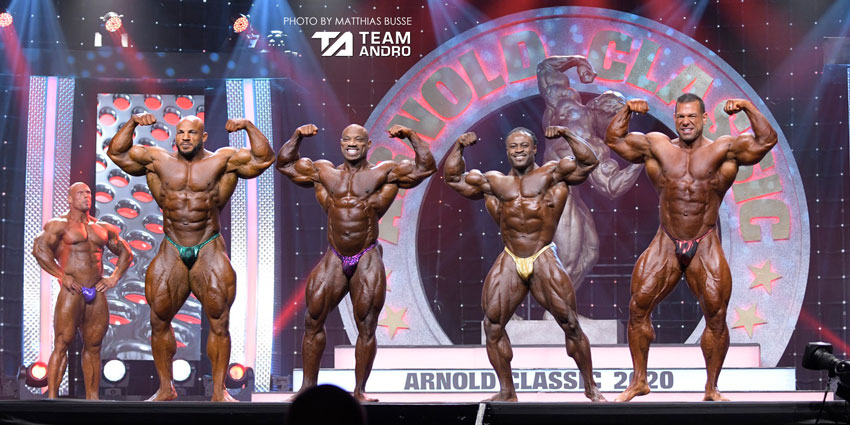 Top 4 Arnold Classic 2020