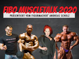 Der FIBO Power Muscletalk 2020