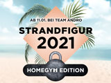Strandfigur 2021 - Homegym Edition