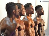 Galerie: Arnold Classic Europe Amateur - Men's Physique up to 170, 173 & 176cm