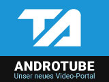 Unser neues AndroTube ist online!