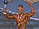 Galerie: Arnold Classic Europe Amateur - Men's Bodybuilding up to 70, 75, 80, 90, 100 & over 100kg