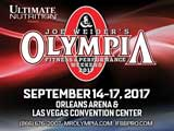 Mr. Olympia 2017 im Livestream