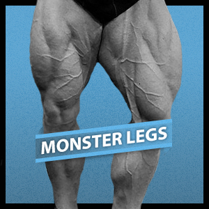 Big and Strong 2014: Monsterlegs Woche 1-4