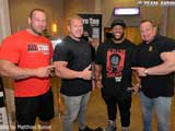 Galerie: Mr. Olympia 2017 Athleten-Meeting #vegasreport2017