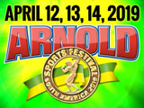 Die Infos zur Arnold Classic South America 2019