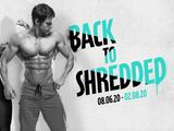 Back to Shredded: Woche 1 bis 4
