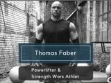 Podcast: Thomas Faber (Strength Wars) bei FormVorGewicht