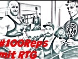 100 Reps Brust & Trizeps mit ROADTOGLORY