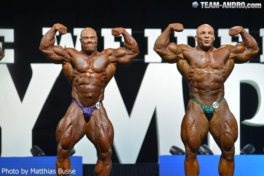 Mr. Olympia: 1st Callout (3)