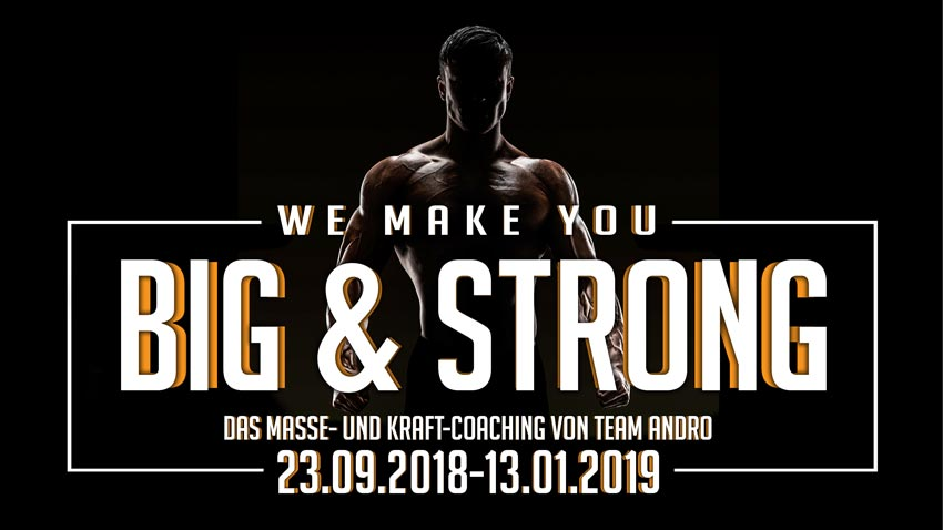 Big & Strong 2018