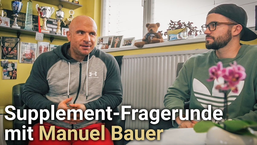 Supplement-Fragerunde Manuel Bauer