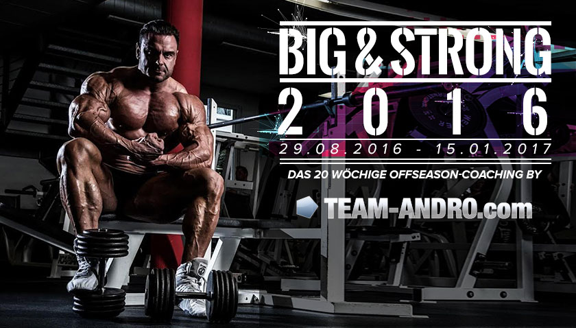 Big and Strong 2016