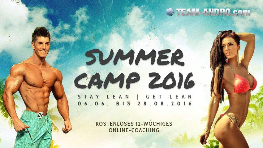 Summer Camp 2016 - Stay Lean | Get Lean