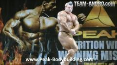 Dennis Wolf Guest Posing April 6th 2013 136KG
