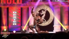 Dexter Jackson - Posing Routine - Arnold Classic 2015