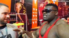 Blessing Awodibu Interview auf der FIBO 2018