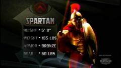 Deadliest Warrior - Spartan vs. Ninja