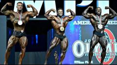 2018 Classic Physique Olympia Results: Top 6, Wesley places LAST?
