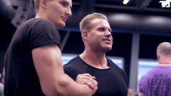 Meet & Greet mit Jay Cutler - EVLS Prague Pro 2018