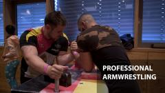 Professional Armwrestling