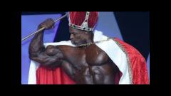 Ronnie Coleman Mr. Olympia 2005 The King