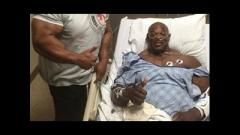 "Ronnie Coleman | ""I might never walk again"""