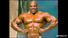 Ronnie Coleman routine, Grand-Prix Russia - 1995