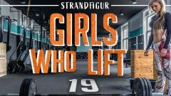 Girls Who Lift - Strandfigur 2019