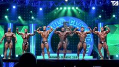 Classic Physique Finale Arnold Classic 2019