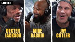 Dexter Jackson & Jay Cutler talks to Mike Rashid about Mr Olympia 2019 and more