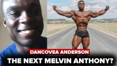 The BLACK PANTHER of BODYBUILDING! Dancovea Anderson Interview