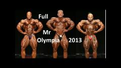 MR OLYMPIA 2013 Phil Heath Kai Greene