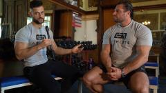 Oldschool trifft auf Science Based Bodybuilding - David Hoffmann & BroSep Talk