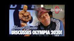 SHAWN RHODEN DISCUSSES OLYMPIA 2020!