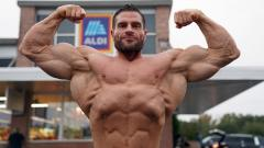 ALDI SHOPPING (USA) MR. OLYMPIA