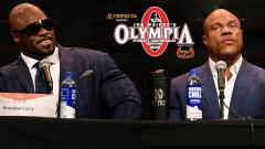 PRESS CONFERENCE HIGHLIGHTS - MR. OLYMPIA 2020 (HD)