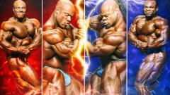Der ewige Zweite | Kai Greene vs Phil Heath