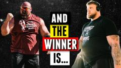 The World's Strongest Man FINAL RESULTS 2021