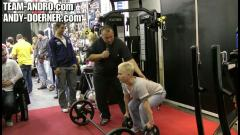 How 2 Deadlift - Vortrag Andy Dörner FIBO 2011