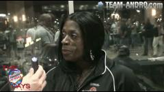 Iris Kyle Interview Meet the Olympians 2011